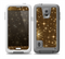 The Golden Glowing Stars Skin for the Samsung Galaxy S5 frē LifeProof Case
