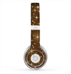The Golden Glowing Stars Skin for the Beats by Dre Solo 2 Headphones