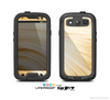 The Golden Hair Strands Skin For The Samsung Galaxy S3 LifeProof Case