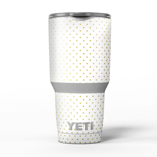 The_Golden_Micro_Dot_Pattern_-_Yeti_Rambler_Skin_Kit_-_30oz_-_V5.jpg