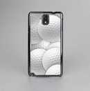 The Golf Ball Overlay Skin-Sert Case for the Samsung Galaxy Note 3