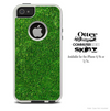The Grass Green Turf Skin For The iPhone 4-4s or 5-5s Otterbox Commuter Case