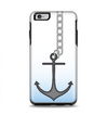 The Gray Chained Anchor Apple iPhone 6 Plus Otterbox Symmetry Case Skin Set