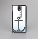 The Gray Chained Anchor Skin-Sert Case for the Samsung Galaxy Note 3