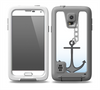 The Gray Chained Anchor Skin for the Samsung Galaxy S5 frē LifeProof Case