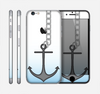 The Gray Chained Anchor Skin for the Apple iPhone 6