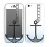 The Gray Chained Anchor copy Skin for the Apple iPhone 5c