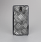 The Grayscale Layer Checkered Pattern Skin-Sert Case for the Samsung Galaxy Note 3