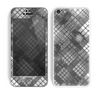 The Grayscale Layer Checkered Pattern Skin for the Apple iPhone 5c