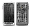 The Grayscale Lattice and Flowers Skin for the Samsung Galaxy S5 frē LifeProof Case