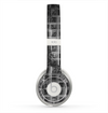 The Grayscale Lattice and Flowers Skin for the Beats by Dre Solo 2 Headphones