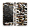 The Green-Tan & White Traditional Camouflage Skin Set for the Apple iPhone 5s