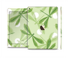 The Green DragonFly Skin Set for the Apple iPad Pro