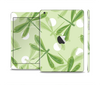 The Green DragonFly Skin Set for the Apple iPad Mini 4