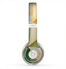 The Green Geometric Gradient Pattern Skin for the Beats by Dre Solo 2 Headphones