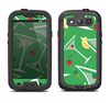 The Green Martini Drinks With Lemons Samsung Galaxy S4 LifeProof Fre Case Skin Set