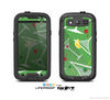 The Green Martini Drinks With Lemons Skin For The Samsung Galaxy S3 LifeProof Case