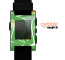The Green Martini Drinks With Lemons Skin for the Pebble SmartWatch