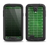 The Green Turf Football Field Samsung Galaxy S4 LifeProof Fre Case Skin Set