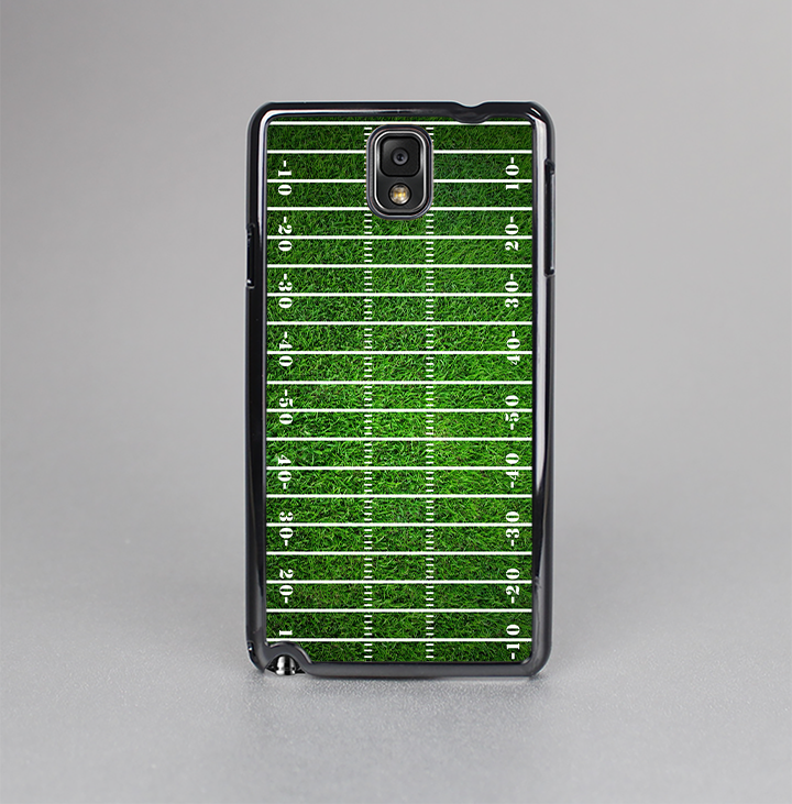 The Green Turf Football Field Skin-Sert Case for the Samsung Galaxy Note 3