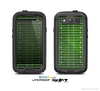 The Green Turf Football Field Skin For The Samsung Galaxy S3 LifeProof Case