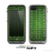 The Green Turf Football Field Skin for the Apple iPhone 5c LifeProof Case