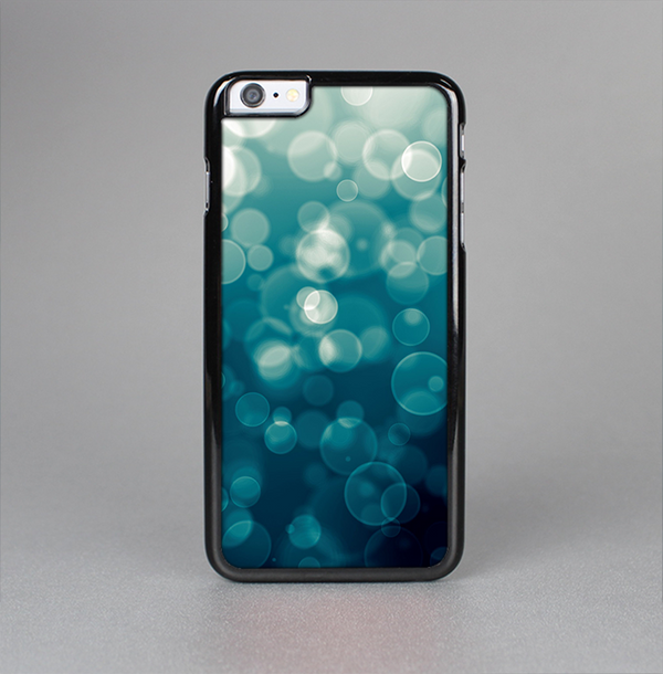 The Green Unfocused Orbs Of Light Skin-Sert Case for the Apple iPhone 6 Plus