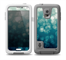 The Green Unfocused Orbs Of Light Skin for the Samsung Galaxy S5 frē LifeProof Case