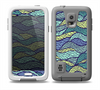 The Green and Blue Stain Glass Skin for the Samsung Galaxy S5 frē LifeProof Case