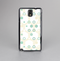 The Green and Yellow Layered Vintage Hexagons Skin-Sert Case for the Samsung Galaxy Note 3