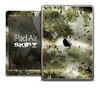 The Grunge Camouflage Skin for the iPad Air