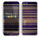 The Grunge Colorful ZigZag Striped Skin for the Apple iPhone 5c