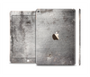 The Grunge Gray Surface Skin Set for the Apple iPad Pro