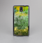 The Grunge Green & Yellow Surface Skin-Sert Case for the Samsung Galaxy Note 3