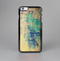 The Grunge Multicolor Textured Surface Skin-Sert for the Apple iPhone 6 Skin-Sert Case