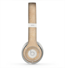 The Grunge Tan Surface Skin for the Beats by Dre Solo 2 Headphones
