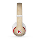 The Grunge Tan Surface Skin for the Beats by Dre Studio (2013+ Version) Headphones