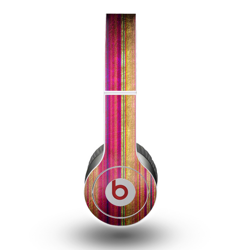 The Grunge Thin Vibrant Strips Skin for the Beats by Dre Original Solo-Solo HD Headphones