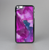 The Grunge Watercolor Pink Strokes Skin-Sert Case for the Apple iPhone 6 Plus