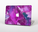 "The Grunge Watercolor Pink Strokes Skin Set for the Apple MacBook Pro 15"" with Retina Display"