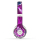 The Grunge Watercolor Pink Strokes Skin for the Beats by Dre Solo 2 Headphones