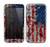 The Grungy American Flag Skin for the Samsung Galaxy Note 2
