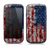 The Grungy American Flag Skin for the Samsung Galaxy S3