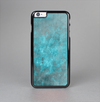 The Grungy Bright Teal Surface Skin-Sert Case for the Apple iPhone 6 Plus