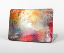"The Grungy Colorful Faded Paint Skin Set for the Apple MacBook Pro 15"" with Retina Display"