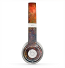 The Grungy Colorful Faded Paint Skin for the Beats by Dre Solo 2 Headphones