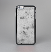 The Grungy Concrete Textured Surface Skin-Sert Case for the Apple iPhone 6 Plus