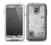 The Grungy Concrete Textured Surface Skin for the Samsung Galaxy S5 frē LifeProof Case