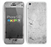 The Grungy Concrete Textured Surface Skin for the Apple iPhone 5c