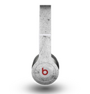 The Grungy Concrete Textured Surface Skin for the Beats by Dre Original Solo-Solo HD Headphones